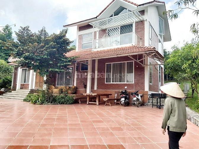 Biệt thự sẵn khuôn viên, sát khu homestay Nhà của tớ tại Tiến Xuân.