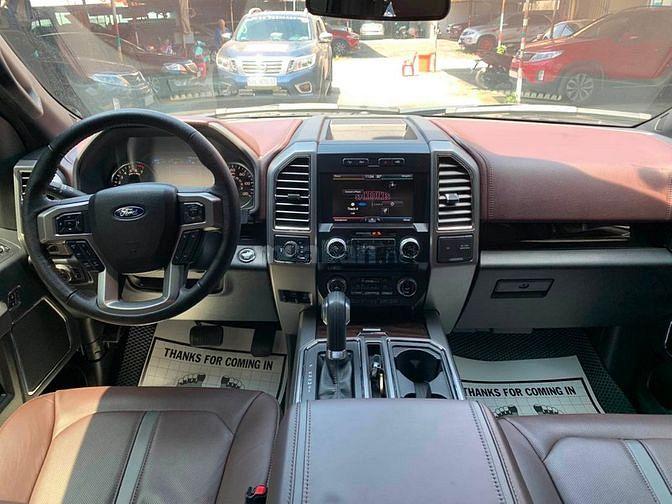 Bán xe Ford F 150 Platinum Ecoboost nhập khẩu nguyên chiếc Mỹ