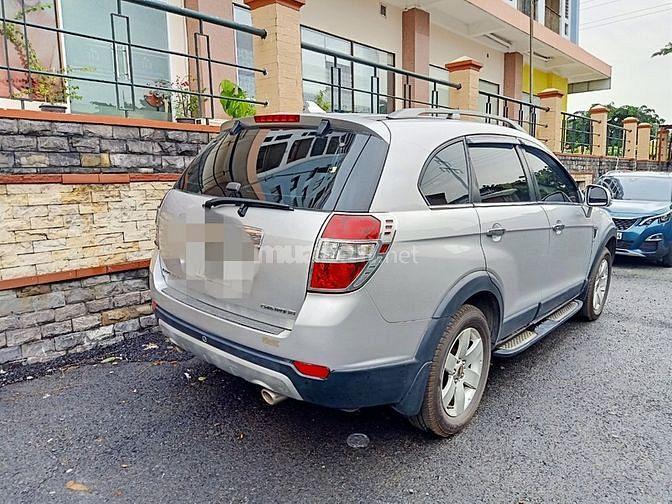 Bán xe Chevrolet Captiva MT 2009, Zin A-Z, Full options rất đẹp 269tr.