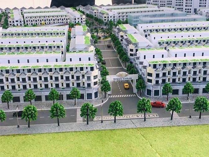 75 căn Shophouse KDC Tiến Lộc Garden, liền kề sân bay Long Thành