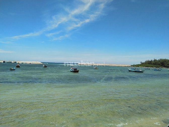 Bán đất ven biển Lagi rẻ nhất Bình Thuận, 1000m2, 2 mặt tiền, sổ hồng