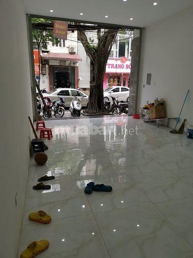 Cho thuê cửa hàng 6C Đường Thành