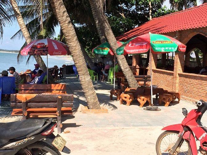 Mặt tiền biển kinh doanh 1000m2 - buôn bán đông đúc - chợ cá trước nhà
