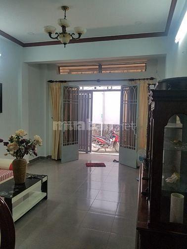 Cho thuê nhà mới đẹp hẻm 133/36/14L Quang Trung P.10 , Gò Vấp