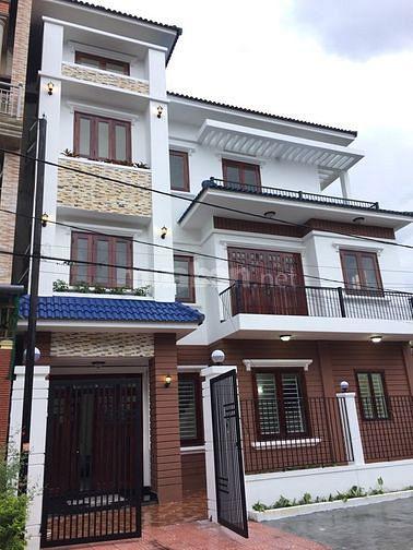 Nhà hoàn thiện cạnh KQH Hương Sơ!