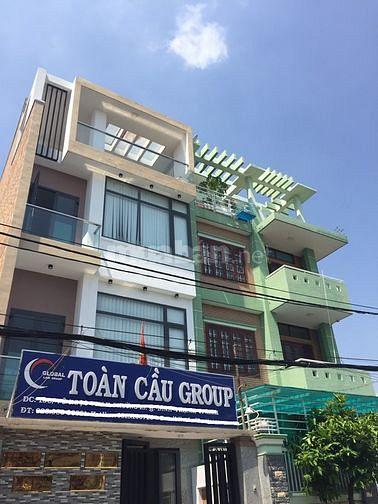 Cho thuê nhà 3 tấm GIÁ SHOCK mặt tiền đường Trần Văn Quang, P. 10, TB