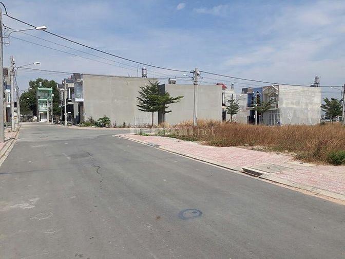 TIN HOT-Sacombank ht thanh lý 40 lô đất gần Bếnxe Miền Tây,có sổ riêng