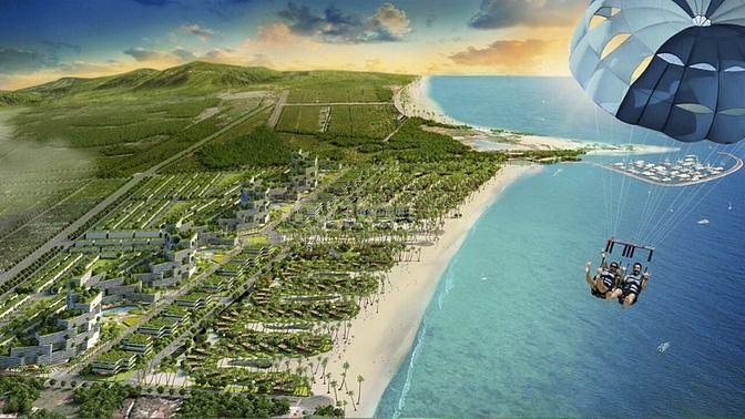 Thanh Long Bay MT DT719B - căn hộ biển sở hữu lâu dài 1,4 tỷ.