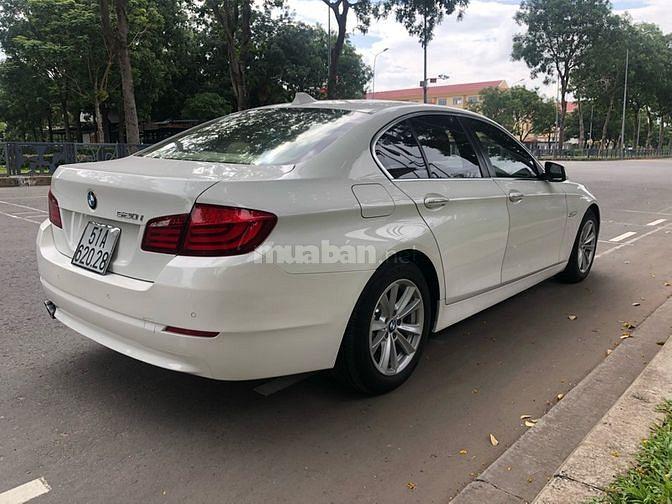 BMW 5 SERIES 520i 2.0 TURBO SX2013