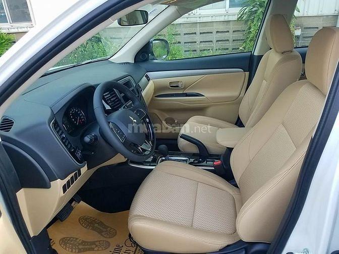 Mitsubishi Outlander 2.0,Sang trọng và đẳng cấp