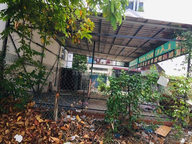 Cần bán lô đất góc 3 mặt tiền đường Gò Dầu, 8m x 17m. Giá 13 tỷ.