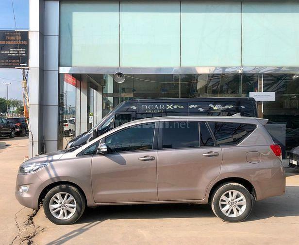 Xe Toyota Innova 2.0E MT 2016 xe đẹp, bán tại hãng có bảo hành