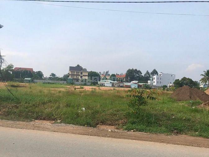 Cần bán 2 lô đất thổ vườn 150m2/500tr lk Dương Công Khi, Hocmon