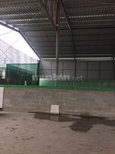 Cho thuê kho tại Hòa Nhơn, gần ngã tư Túy Loan, Hòa Vang, giá rẻ