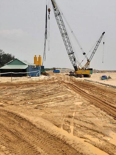 Chủ Ngộp cần bán GẤP lô đất 3 mặt tiền 347m2 tại Đất Đỏ full thổ cư