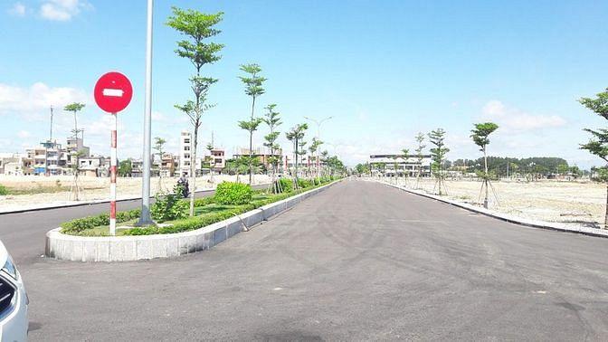 Đất nền mặt tiền Quốc lộ 1A hạ tầng hoàn thiện cực đẹp
