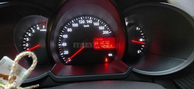 Bán xe KIA Morning đời 2011 nhập Hàn, đi đúng 4 vạn km