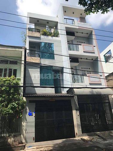 Bán nhà mặt tiền đương Lê Niệm,P.Phú Thạnh,Q.Tân Phú: