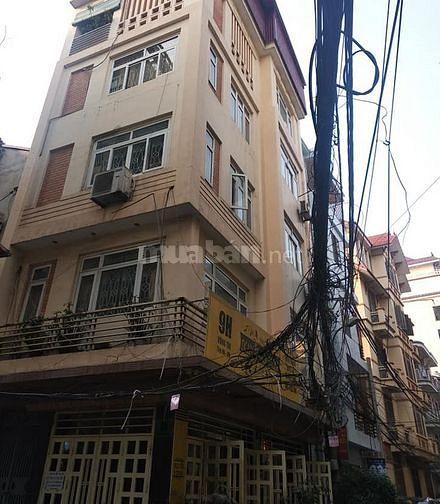 Bán nhà Khu phân lô Trần Phú, Ba Đình.Lô góc 2 mặt tiền,kd, ôtô đỗ cửa