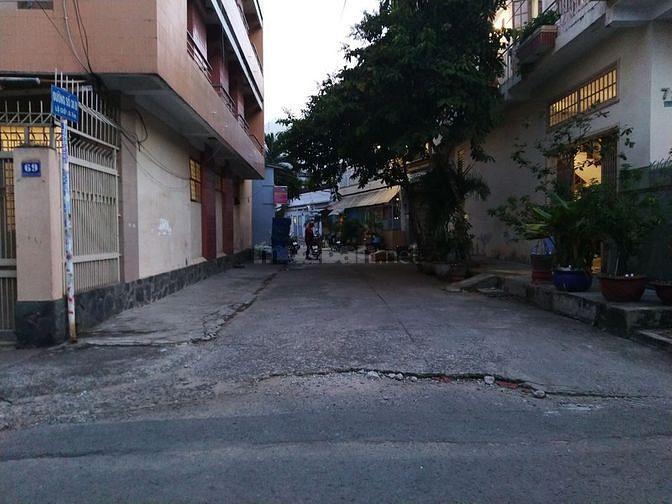 Bán căn góc số 69 đường 26A KDC Bình Phú, P.10, Q.6