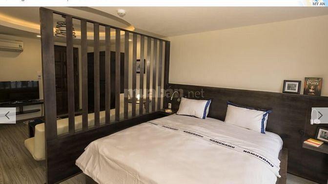 Cho thuê khách sạn  41 phòng tại số 117 dương đình nghệ- đà nẵng