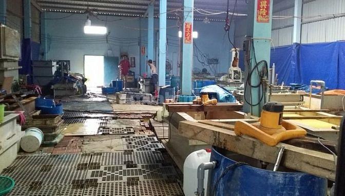 Sang xưởng xi mạ đang hoạt động tốt giá rẻ tại huyện Bình Chánh, TPHCM