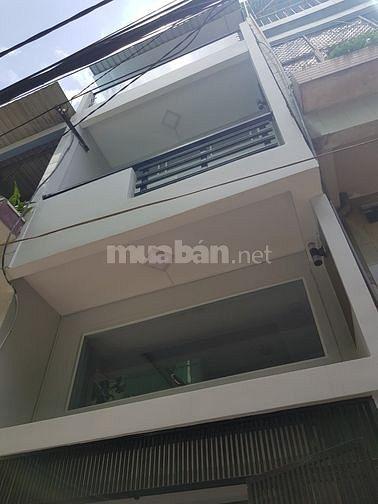 Bán nhà hẻm 202 Nguyễn Tiểu La phường quận 10 nhà 3 lầu mới giá 6 tỷ