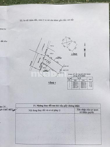 Nhà Trung Tâm Quận Thủ Đức, Linh Tây, Hẻm 8m Phạm Văn Đồng