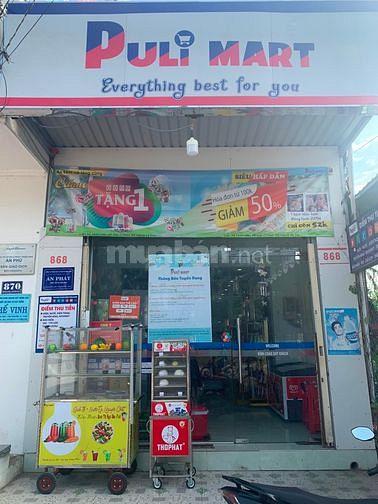Sang Gấp Cửa Hàng Tiện Lợi Ngay Trung Tâm Mặt Tiền Nguyễn Duy Trinh Q2
