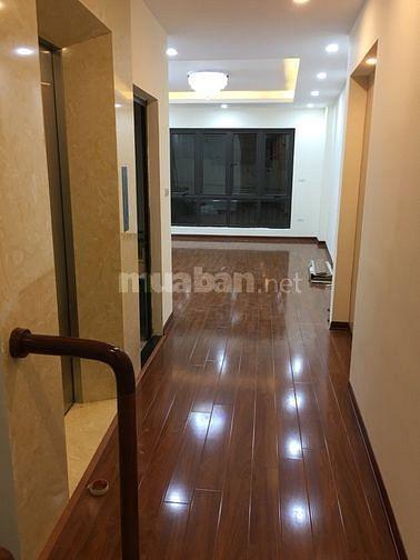 Bán nhà mới xây 5 tầng, ngõ 142 phố Nguyễn Đình Hoàn