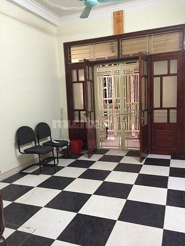 Cho thuê nhà 4 tầng ngõ 103 Cổ Nhuế, Từ Liêm