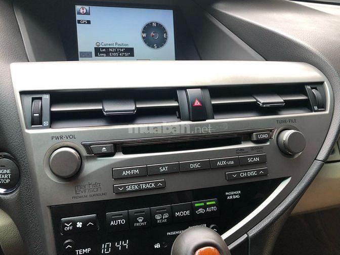 Chính chủ bán Lexus RX 350 đời 2010, bản full kịch, chạy 4 vạn miles