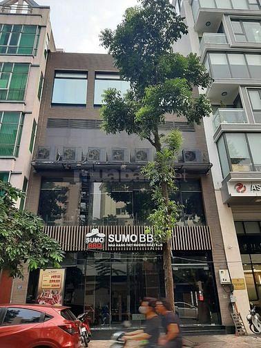 Bán toà nhà VP mặt phố Thượng Đình, mặt tiền 6m- Giá 25 tỷ