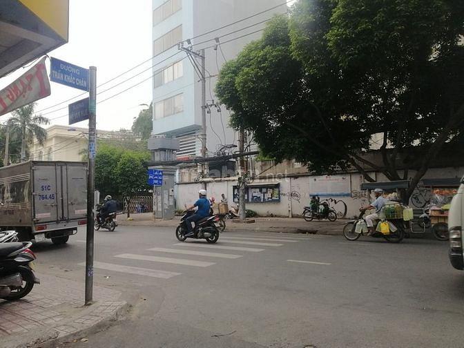 Chính chủ bán Tòa Nhà VP Góc 2 mặt tiền đường Hồ Văn Huê