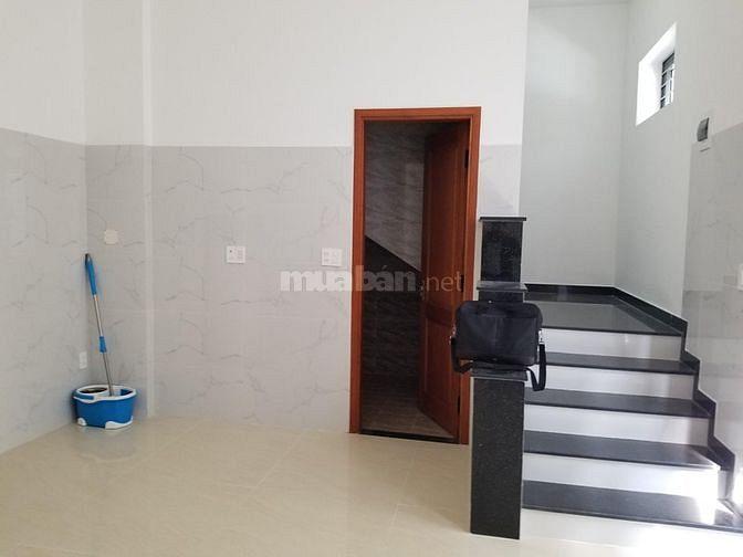 Cho thuê nhà 4 tầng nhỏ xinh kiệt Lương Thế VInh 2PN+3WC có nội thất