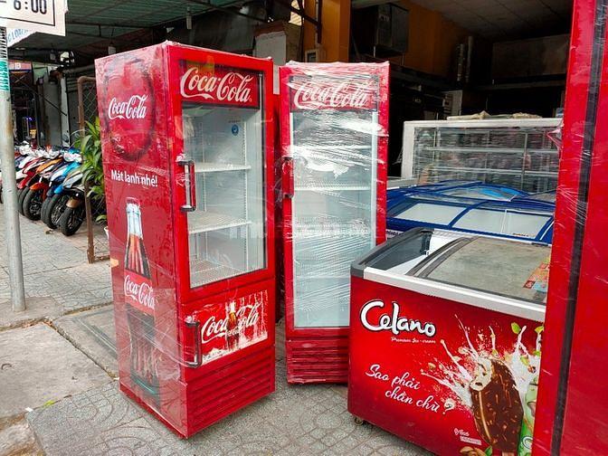 Tủ mát Cocacola dung tích 236 lít