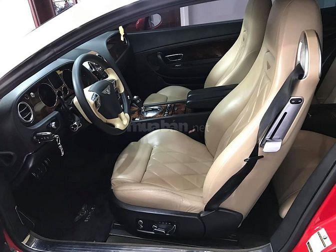 Bentley Continental GT - W12 Twin Turbo
