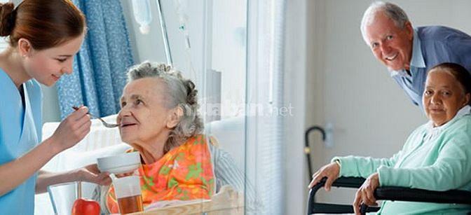 Cần Tìm 1 Người Giúp Việc Nhà 1 Người Giữ Bé 1 Chăm Bà Ăn Ở Lại