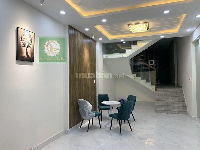 Bán nhà mới đẹp (KDC Bình Phú), số 138 đường 64, P.10, Q.6