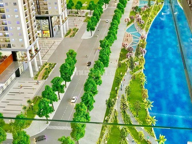 Suất nội bộ căn hộ Q7 Riverside mặt tiền đào trí 1,7 tỷ/53m2, CK3%