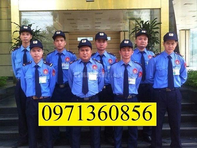 Tuyển nam nữ bảo vệ trực và tuần tra Tòa nhà, Khu dân cư