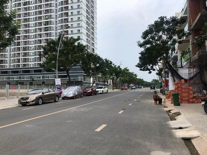 Còn 5 lô đất ngay cầu Phú Mỹ Q7 Jamona City, DT 85-128m2, 5,5 tỷ/lô