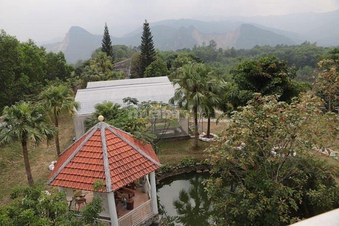 Bán & cho thuê trang trại nghỉ dưỡng tại Phú Ngọc - Cư Yên Lương Sơn -