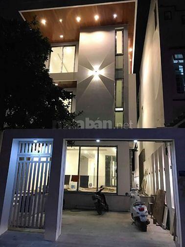 Bán nhà 3 tầng mới xây, cực đẹp Đường Trần Khánh Dư