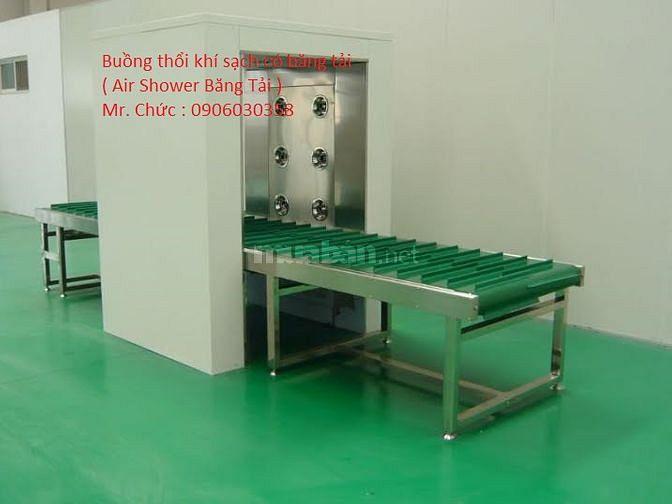 Thiết bị phòng sạch ( Air shower )