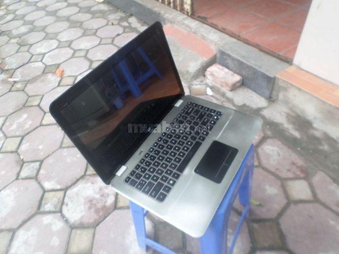 Laptop cũ, hp envy 14t-1000 CTO, intel core i5 520m, ram 4gb, vỏ nhôm
