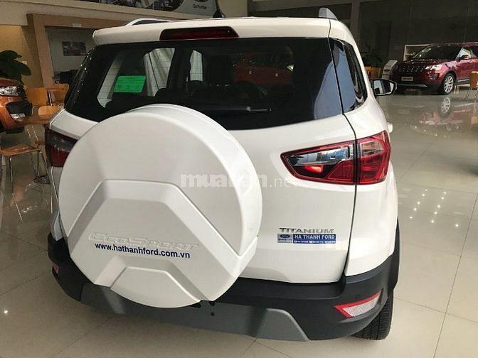 Ford EcoSport 1.5L Titanium giá tốt nhất miền bắc