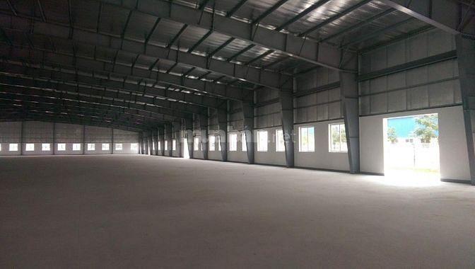 Cho thuê kho xưởng DT 6000m2 KCN Quang Minh Mê Linh Hà Nội