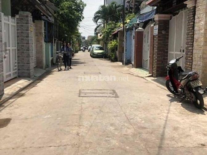 Bán nhanh nhà cấp 4 kiệt ô tô Nguyễn Văn Thoại