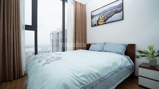 Cho thuê căn hộ chung cư Vinhomes Metropolis Liễu Giai, 2PN full đồ